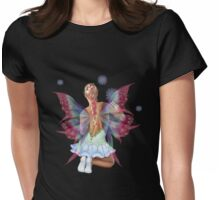 Fairy Magic Womens Fitted T-Shirt