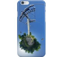 Cable car at Floriade 2012 iPhone Case/Skin