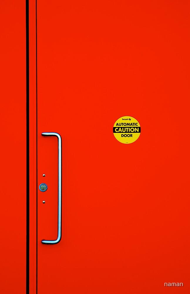 the DOOR by naman