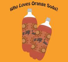Who Loves Orange Soda? by PokeNarMew