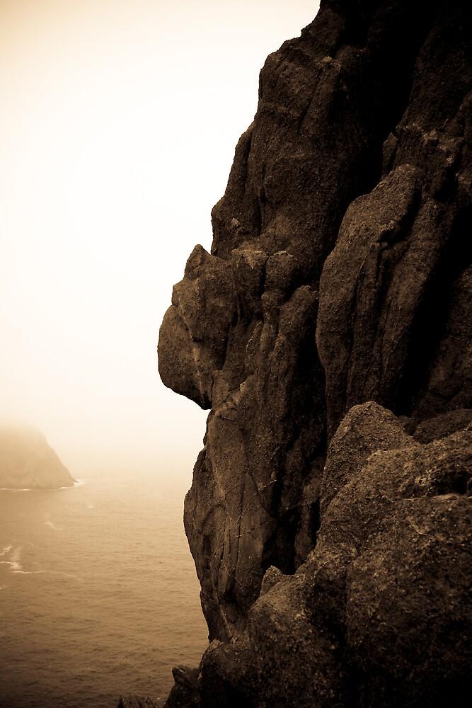 Rock of the Rock... by Kevin  Kroeker