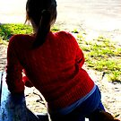 School Girl  by AmeliaStrazz