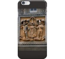 Coat of Arms & Family Crest , Ballindalloch Castle iPhone Case/Skin