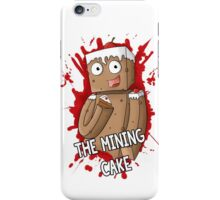 Mining Cake iPhone Case/Skin