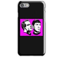 Boldly Go! iPhone Case/Skin