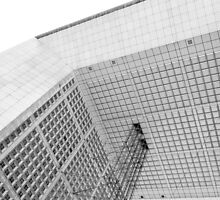 Grande Arche by Marcel Ilie