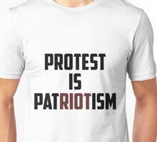 PROTEST IS PATRIOTISM Unisex T-Shirt