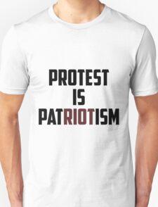 PROTEST IS PATRIOTISM T-Shirt