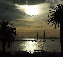 Port Phillip Bay by fiddlestix