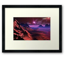Red Dwarf. Framed Print
