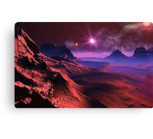 Red Dwarf. Canvas Print