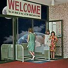 Welcome by TRASH RIOT