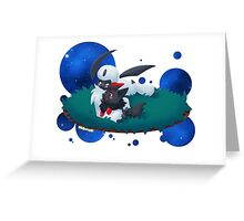 AbsolxZorua Greeting Card
