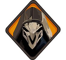 Reaper - Overwatch Photographic Print