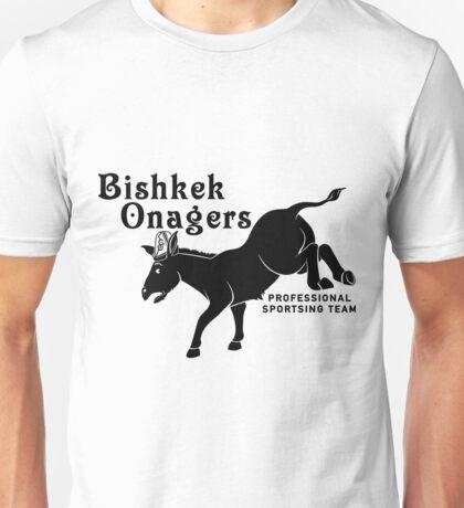 Bishkek Onagers - Alternate Unisex T-Shirt