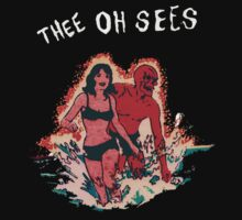Thee Oh Sees by JacinIsBlind