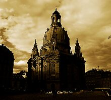 Frauenkirche Church by naman