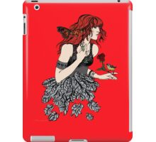 Once upon a time there was Florence iPad Case/Skin