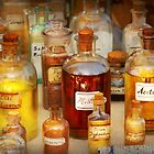 Pharmacy - Serums and Elixirs by Mike  Savad