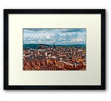 Edinburgh. Scotland Framed Print