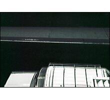 car noir  Photographic Print