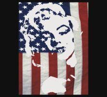 Marilyn USA by TBDesigns