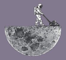 Man And The Moon Kids Tee
