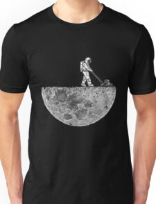 Man And The Moon Unisex T-Shirt