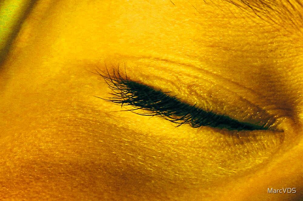Golden Eye by MarcVDS