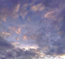 Sky Shot by Waine Lasikiewicz