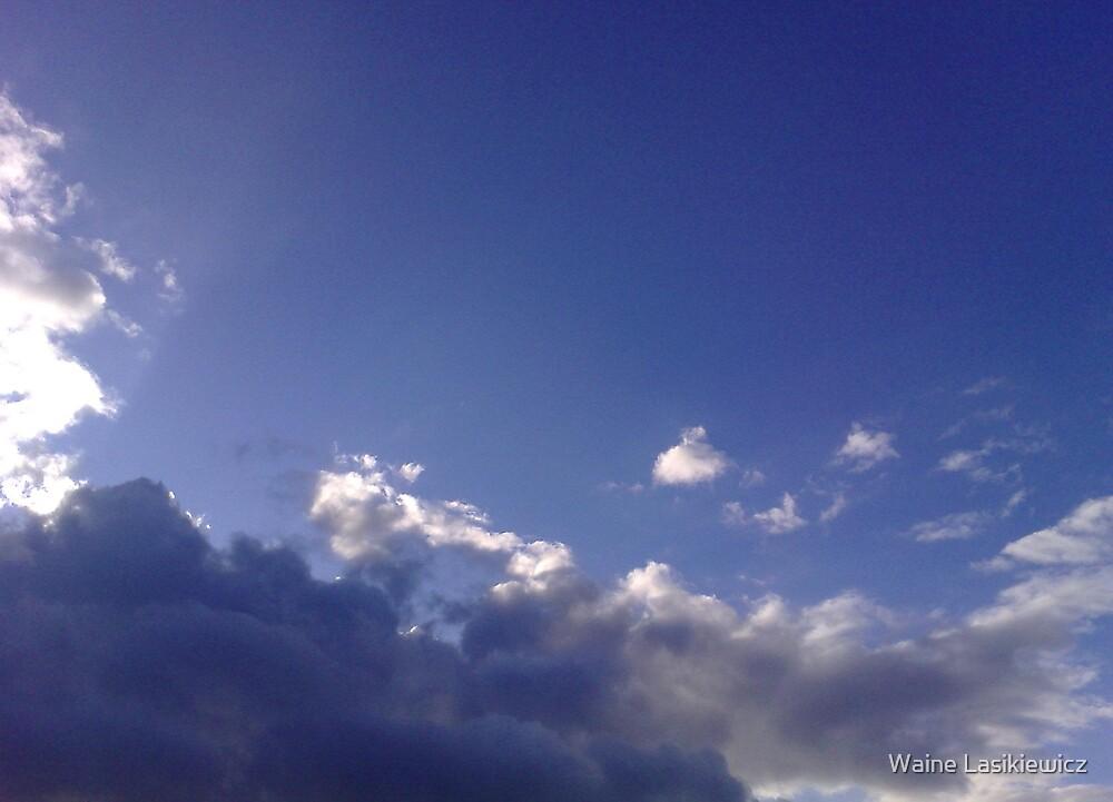 Sky is the limit!! by Waine Lasikiewicz