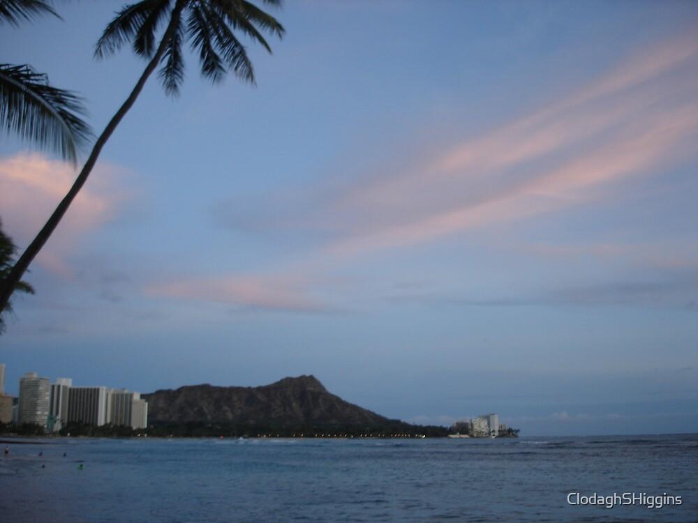 Diamond Head Hawaii Sept 2006 by ClodaghSHiggins