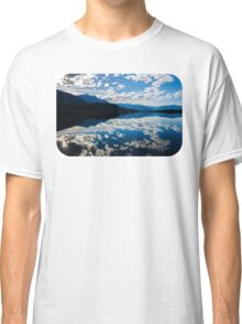 lower Lake before sunset  Classic T-Shirt