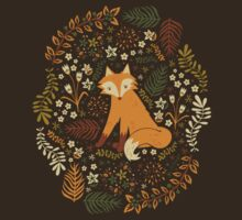 Fox Pattern by toogoodforyou