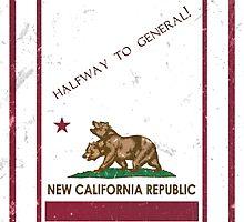 NCR - Half way to general by ZivHM