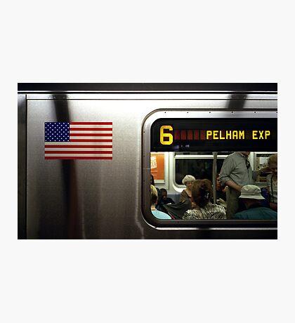 Pelham Exp Photographic Print