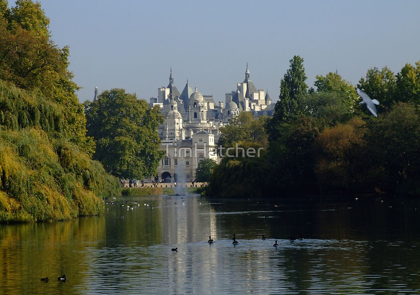 St. James's Park to Horse Guards by TimHatcher