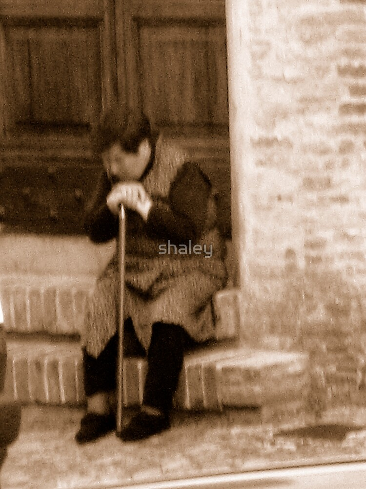 Still Waiting by shaley