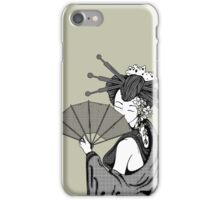 Vecta Geisha 6 iPhone Case/Skin