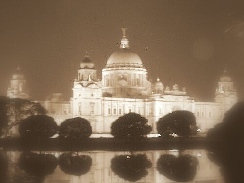 Victoria Memorial by barkha