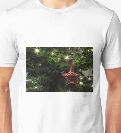 Knitted star Unisex T-Shirt