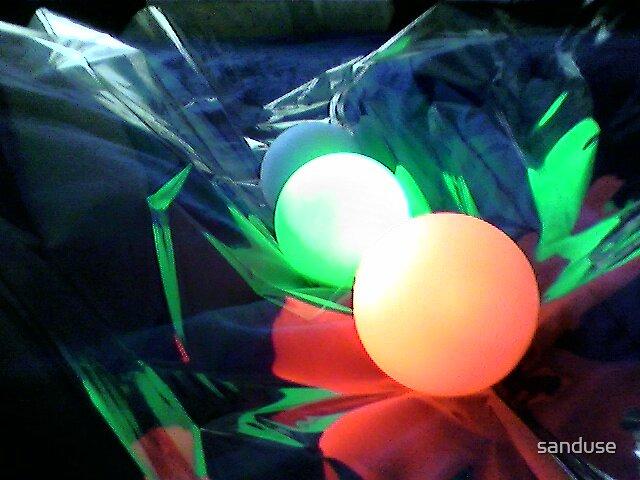 bubble flower by sanduse