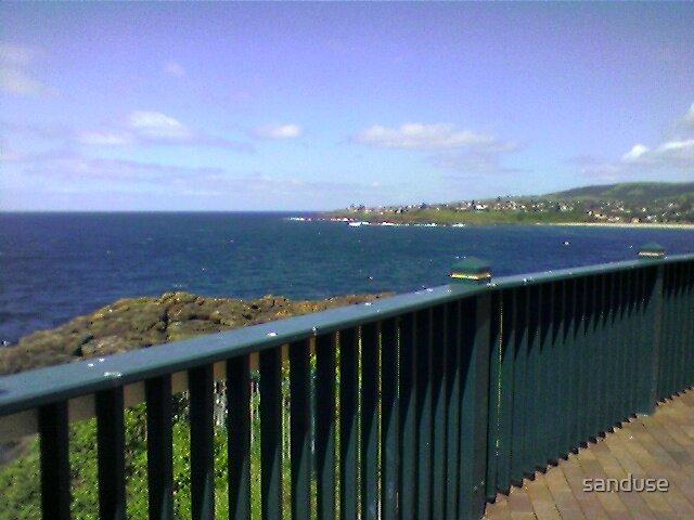 kiama lookout by sanduse