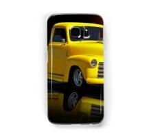 1953 Chevrolet Pickup 'Reflections of Yesterday' Samsung Galaxy Case/Skin