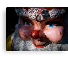 Not funny at all Canvas Print