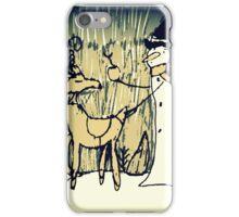 David's Snowscene 1 iPhone Case/Skin