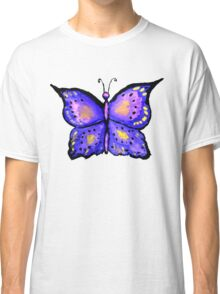 Watercolor Butterfly 2 Classic T-Shirt