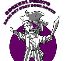 Asexual Pirate by Steve Stivaktis