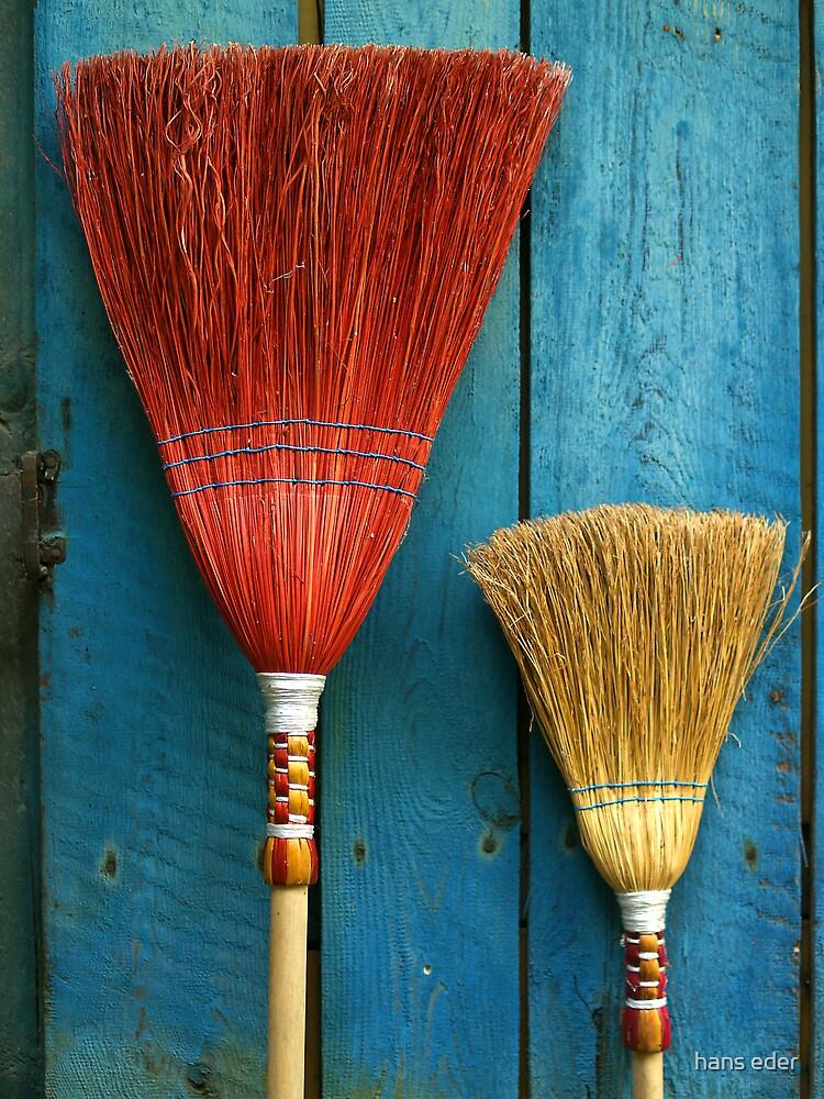 broom by hans eder