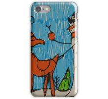 David's Snowscene 2 iPhone Case/Skin